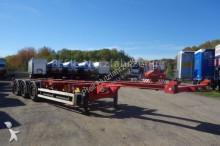 Kässbohrer Containerchassis Highcube- ADR- SAF- 1410, 1310 semi-trailer