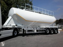 GT Trailers powder tanker semi-trailer