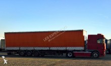 SRT tarp semi-trailer