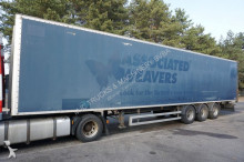 Fruehauf 2 X - TAMBOURS - CAISSE FERMEE - ESSIEUX SMB - SUSP. AIR semi-trailer