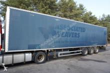 Fruehauf 2 X - - TAMBOURS - CAISSE FERMEE - ESSIEUX SMB - SUSP. AIR semi-trailer