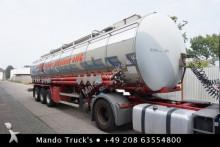 naczepa Hendricks Goch, Chemietankfahrzeug 22.500l