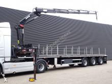 Nooteboom flatbed semi-trailer