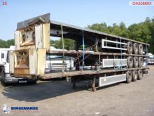 SDC Stack - 3x platform trailer semi-trailer