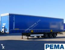Krone Profi Liner Firanka / Standard / / PEMA 65352 semi-trailer