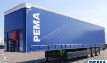 semi remorque Berger WAGA 6.020 kg / NOWA / Coil Mulda / Firanka / Paleciara / PEMA 108452
