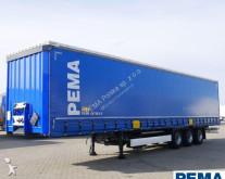 Krone Profi Liner Firanka / Standard / / PEMA 67604 semi-trailer