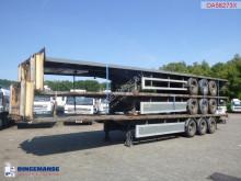 SDC Stack - 3 x platform trailer semi-trailer