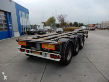 D-TEC FT-43-03V / 3x Extendable / NL trailer semi-trailer