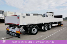 Krone SD 27 / BAUSTOFF / SD 27/RUNGEN/ TRIDEC LENKUNG heavy equipment transport