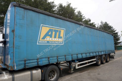Renders ROR - BACHER - FREINS TAMBOURS - 13m60 - SUSP. AIR - SEMI BELGE semi-trailer