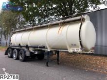 semi remorque Panissars Chemie 24103 Liter, 3 Compartments