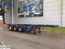 Burg container semi-trailer