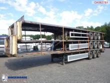 semirimorchio SDC Stack - 3 x platform trailer