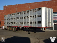 Cuppers 3 Stock trailer semi-trailer