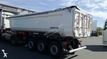Schmitz Cargobull construction dump semi-trailer