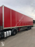used double deck box semi-trailer