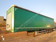 Rojo tauliner XL semi-trailer