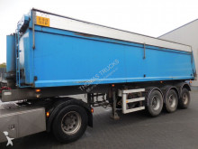 ATM OKA 17/27 Geisoleerde Asfalt Kipper + kleppen semi-trailer
