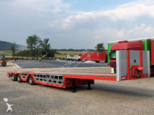 Mega EMTECH / N36/ LOW LOADER TRAILOR / NEW TIRES / semi-trailer