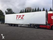 Talson Mega confectie textieltrailer (geen rollenbanen !!!!!) semi-trailer