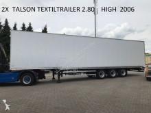 Talson F 1227 semi-trailer