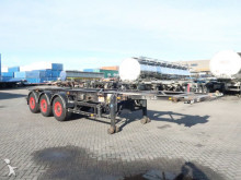 Desot 20FT/30FT ADR-chassis, SAF+disc, 2 liftaxle, NL-chassis, APK/ADR: 11/2018 semi-trailer
