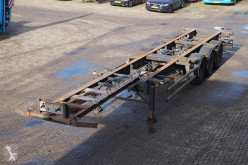 Pacton Container chassis 3-assig/20,2x20,30,40ft semi-trailer
