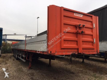 General Trailers flatbed semi-trailer