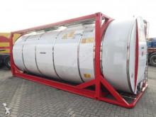Van Hool 30.856L, 20FT, swap-body, L4BN, inspection till 04/2021 semi-trailer