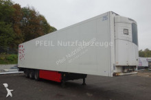 Schmitz Cargobull SKO24/L.13.4 FP60- Rohrbahnen / Meat-LIFT semi-trailer