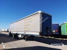 Leciñena tautliner semi-trailer