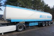semi remorque LAG 41.000 Litres - 6 COMPARTIMENTS - FUEL TANKER / CITERNE CARBURANT -