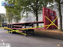 Van Hool open laadbak Mega, Jumbo, Disc brakes semi-trailer