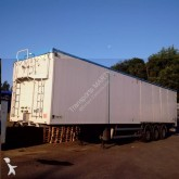 Legras moving floor semi-trailer