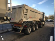 Langendorf construction dump semi-trailer