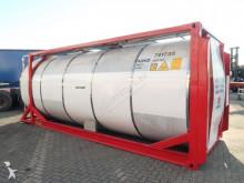 Van Hool 30.856L, 20FT, swap-body, L4BN semi-trailer