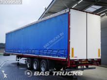 Pacton Hartholz-Boden BPW TXD339 semi-trailer