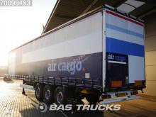 Krone SD Borden SAF semi-trailer