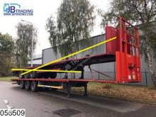 Van Hool open laadbak Mega, Jumbo, Kooiaap system, Disc brakes semi-trailer