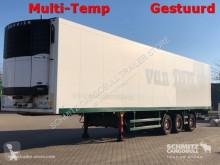 Schmitz Cargobull Tiefkühler Multitemp Ladebordwand semi-trailer