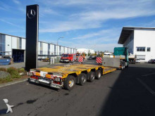 Goldhofer STZ-TL4-49/80A 4-Achs-Tiefbett-Tieflader heavy equipment transport