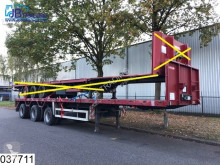 semi reboque Pacton open laadbak 47000 KG