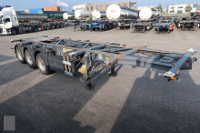 trailer Groenewegen 20FT/30FT, BPW, ALCOA, liftaxle, low km's