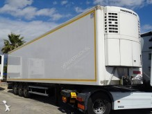 Samro refrigerated semi-trailer