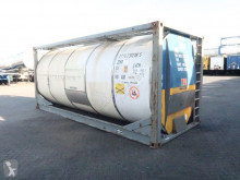 semi reboque Van Hool 23.000L Tankcontainer, L4CH, 1 comp., IMO-1, top-discharge
