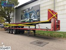 Groenewegen open laadbak semi-trailer