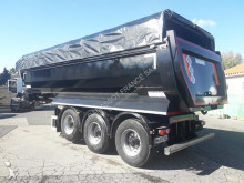 Leciñena LOCATION BENNE HARDOX 450 FONDS DE 5MM LATERAL 4 MM ESSIEUX 26m3 semi-trailer