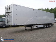 Kraker trailers Walking floor trailer alu 87 m3