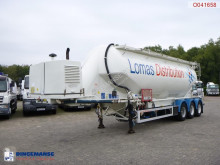 semirimorchio Feldbinder Bulk tank alu 43 m3 + compressor